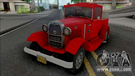 Ford Model 46 for GTA San Andreas
