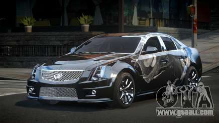 Cadillac CTS-V Qz S3 for GTA 4