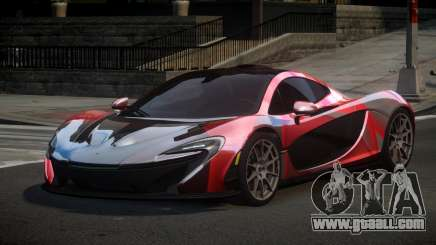McLaren P1 Qz S6 for GTA 4