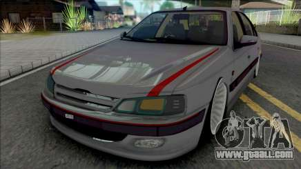 Peugeot Pars (Brazzers) for GTA San Andreas
