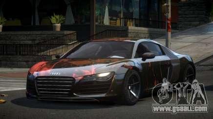 Audi R8 SP-U S5 for GTA 4