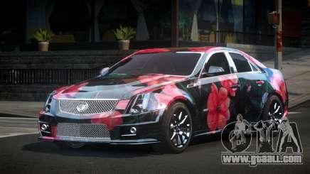 Cadillac CTS-V Qz S4 for GTA 4