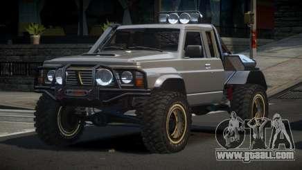 Nissan Patrol US Custom for GTA 4