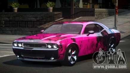 Dodge Challenger SRT US S2 for GTA 4