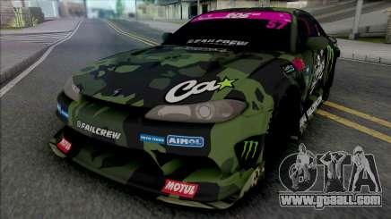 Nissan Silvia S15 Fail Crew for GTA San Andreas