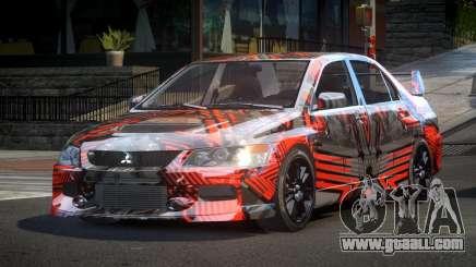 Mitsubishi LE IX S3 for GTA 4