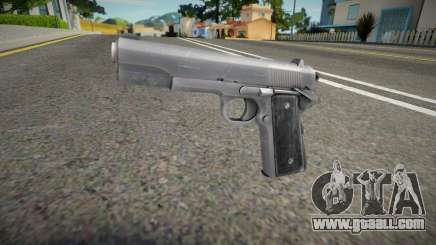 Remastered Colt45 for GTA San Andreas
