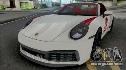 Porsche 911 Targa 4S 2022 for GTA San Andreas