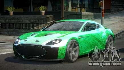 Aston Martin Zagato Qz PJ7 for GTA 4