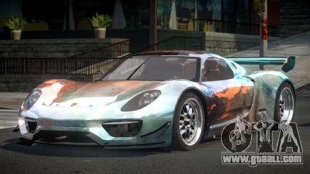 Porsche 918 GS-U S1 for GTA 4