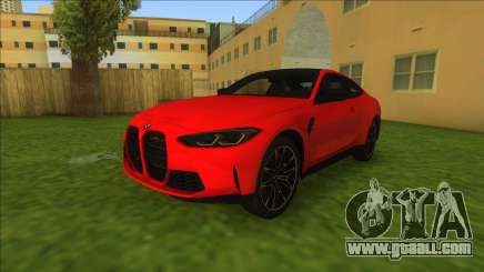 BMW M4 for GTA Vice City