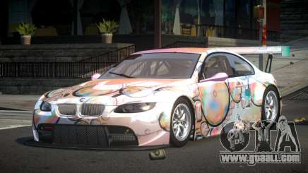 BMW M3 GT2 BS-R S3 for GTA 4