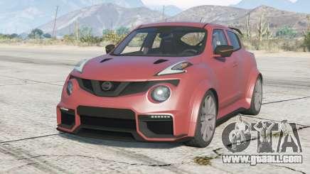 Nissan Juke-R 2.0 (YF15) 2015〡add-on for GTA 5