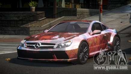 Mercedes-Benz SL65 U-Style PJ2 for GTA 4