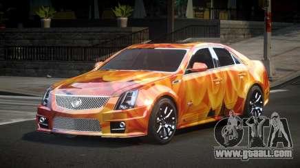 Cadillac CTS-V Qz S10 for GTA 4