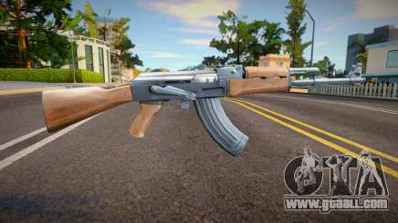 Improved AK47 for GTA San Andreas