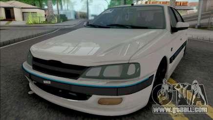 Peugeot Pars (TU5) for GTA San Andreas