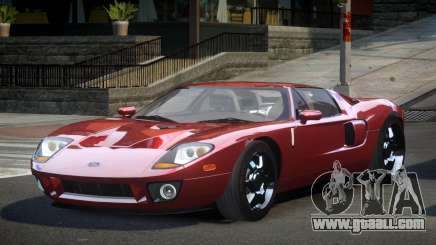 Ford GT1000 U-Style for GTA 4