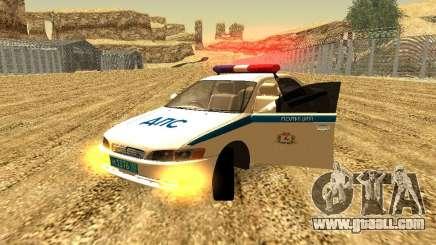 Toyota Mark II [POLICE] for GTA San Andreas