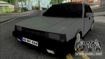Tofas Sahin S (42 DY 434) for GTA San Andreas