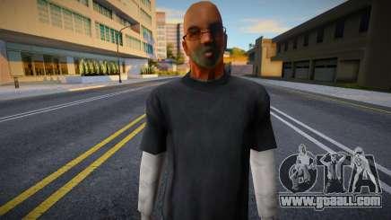New Sbmost (Steve) for GTA San Andreas