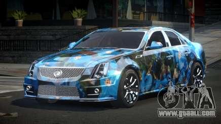Cadillac CTS-V Qz S1 for GTA 4