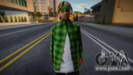 FAM2 new skin for GTA San Andreas