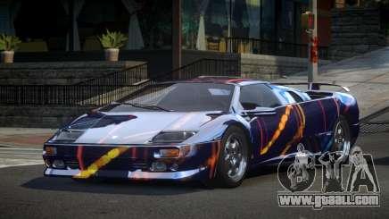 Lamborghini Diablo U-Style S4 for GTA 4