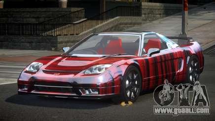 Honda NSX GS S2 for GTA 4