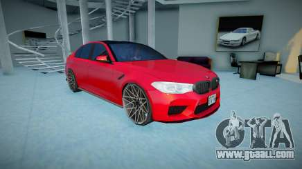 BMW M5 F90 (good model) for GTA San Andreas