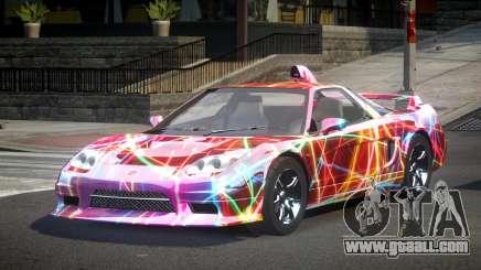 Honda NSX-R Qz S2 for GTA 4