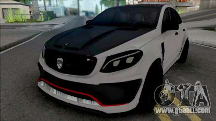 Mercedes-Benz GLE Coupe AMG Lumma for GTA San Andreas