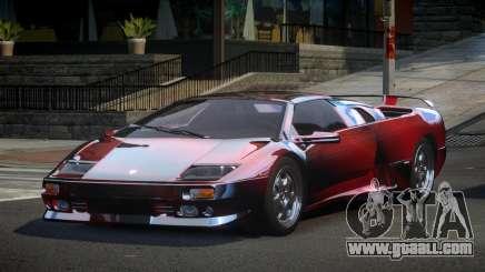 Lamborghini Diablo U-Style S6 for GTA 4