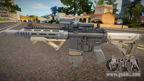 Ruger 556 for GTA San Andreas