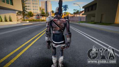 Grunt God of War 3 for GTA San Andreas