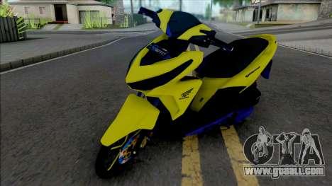 Honda Vario Malaysia Style for GTA San Andreas
