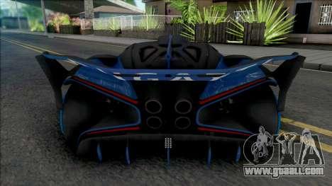 Bugatti Bolide 2024 for GTA San Andreas