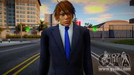 Shin Kamiya Tekken Blood Vengeance v2 for GTA San Andreas