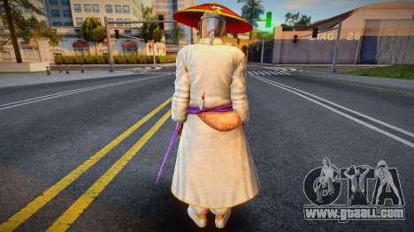 Dead Or Alive 5 - Gen Fu (Costume 1) 1 for GTA San Andreas