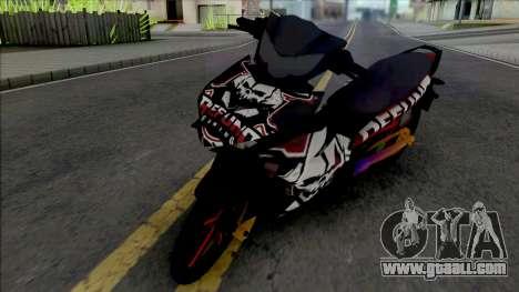 Yamaha Y15ZR Refund Gaming for GTA San Andreas