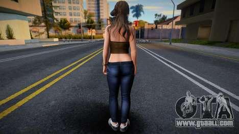 DOAXVV Sayuri - Idaten (Pisara) for GTA San Andreas