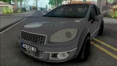 Fiat Linea 1.3 (HardLinea) for GTA San Andreas