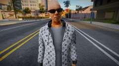 New Omonood Casual V1 Outfit LV 3 for GTA San Andreas