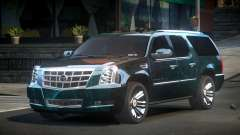Cadillac Escalade PSI S4