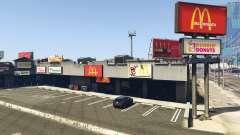 Real Shops in Davis for GTA 5