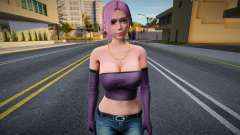 DOAXVV Elise - The Idaten Deities Know Only Peac for GTA San Andreas