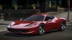 Ferrari 458 G-Style