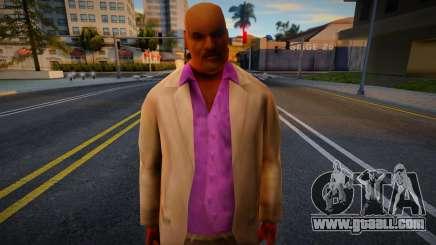 VCS Vance Gang v9 for GTA San Andreas