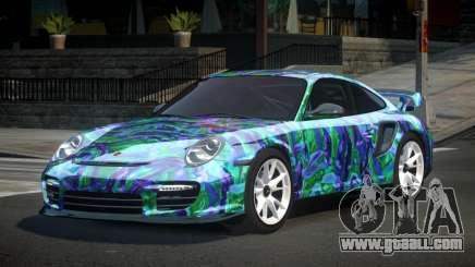 Porsche 911 GS-U S4 for GTA 4