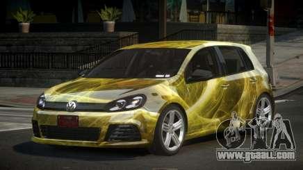 Volkswagen Golf GS-U S9 for GTA 4